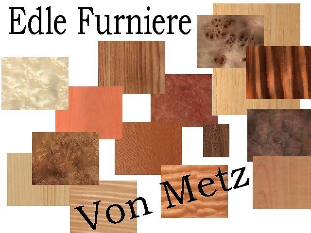 metz furniere. Black Bedroom Furniture Sets. Home Design Ideas